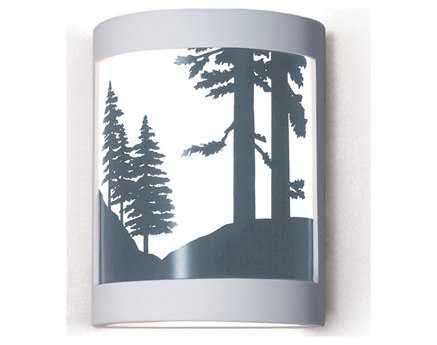 A19 Lighting Silhouette Crestline Wall Sconce A1F200J