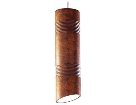 A19 Lighting Studio Raindance Butternut Mini-Pendant Light with Mono-Point Canopy A1LVMP09