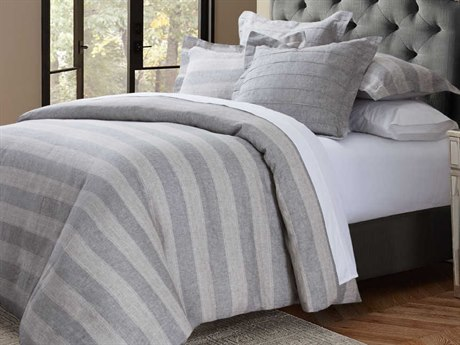 AICO Furniture Albany Duvets AICBCSTD03ALBNYGRY