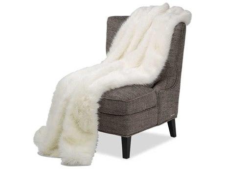 AICO Furniture Bethany Throws AICBTHO5672BTHNYIVY