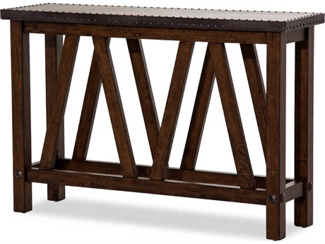Aico Furniture Michael Amini Brighton 48''W x 14''D Rectangular Console Table AICFSBRGTN223