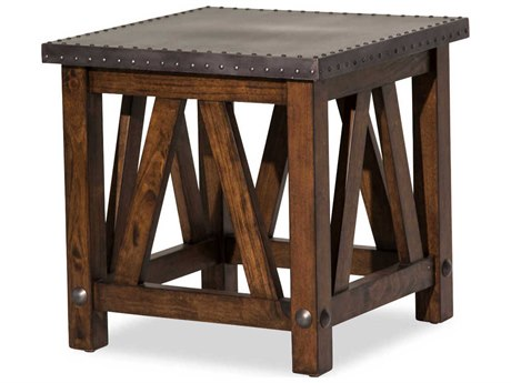 Aico Furniture Michael Amini Brighton 23'' Wide Square End Table AICFSBRGTN202