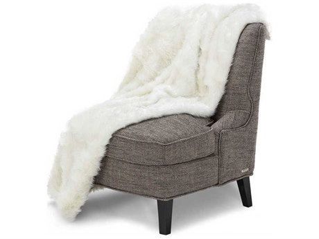 AICO Furniture Brighton Throws AICBTHO5672BRTONSLV