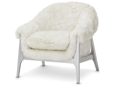 AICO Furniture Glimmering Heights Accent Chair AIC9011834FOXFR05