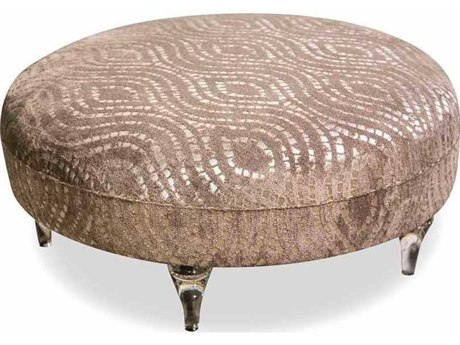 Aico Furniture Michael Amini Harlow Cocktail Ottoman AICSTHRLOW79MNK002