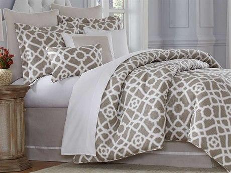 AICO Furniture Harper Comforters AICBCSKS10HARPRNAT