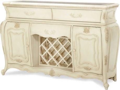 Aico Furniture Michael Amini Lavelle Blanc Sideboard AIC5400704