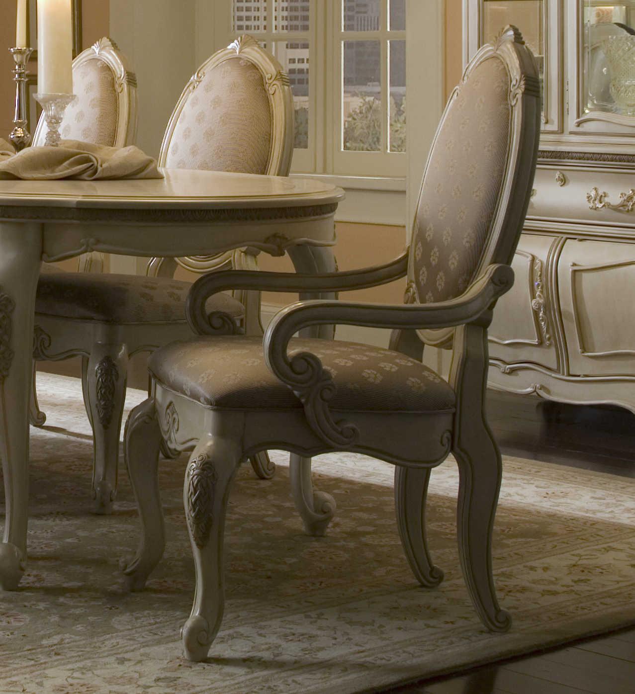 Aico Furniture Michael Amini Lavelle, Aico Dining Room Chairs