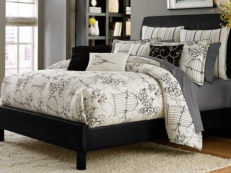 AICO Furniture Madison Comforters AICBCSQS09MADISNCLO