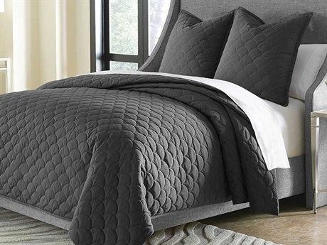 AICO Furniture Mckenna Coverlets AICBCSQD03MKENACHR