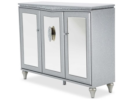 Aico Furniture Michael Amini Melrose Plaza Dove Sideboard AIC9019007118
