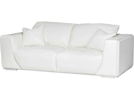AICO Furniture Mia Bella Sofa Couch AICMBSOPHI15WHT13