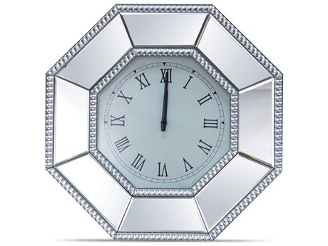 AICO Furniture Montreal Clock AICFSMNTRL278