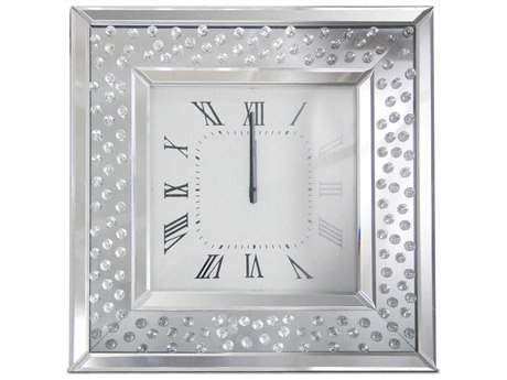 AICO Furniture Montreal Clock AICFSMNTRL280