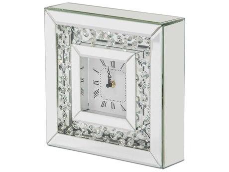 AICO Furniture Montreal Clock AICFSMNTRL2822PK