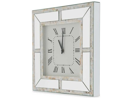 AICO Furniture Montreal Clock AICFSMNTRL5038