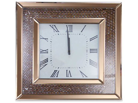 AICO Furniture Montreal Clock AICFSMNTRL5048