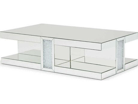 AICO Furniture Montreal 59'' Wide Rectangular Coffee Table