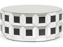 Montreal 41'' Wide Round Coffee Table