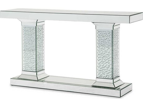 AICO Furniture Montreal 63'' Wide Rectangular Console Table AICFSMNTRL225