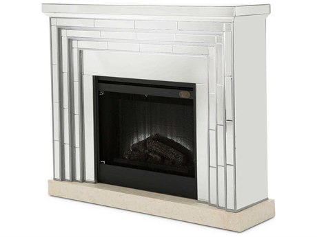 AICO Furniture Montreal Electric Fireplace