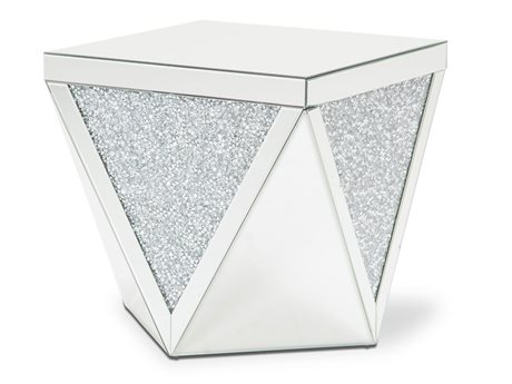 AICO Furniture Montreal 24'' Wide Square End Table