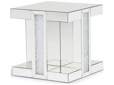 AICO Furniture Montreal 23'' Wide Square End Table