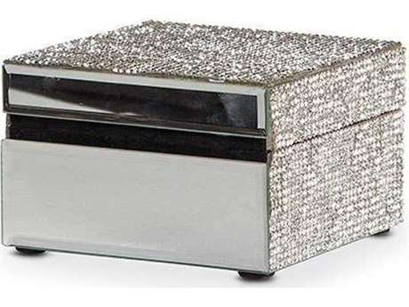 AICO Furniture Montreal Jewelry Box AICFSMNTRL7726PK4