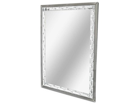 AICO Furniture Montreal Wall Mirror AICFSMNTRL8489