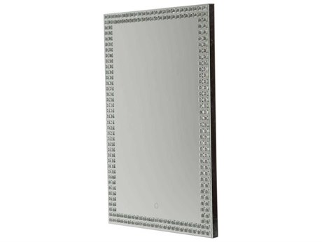 AICO Furniture Montreal Wall Mirror AICFSMNTRL8847