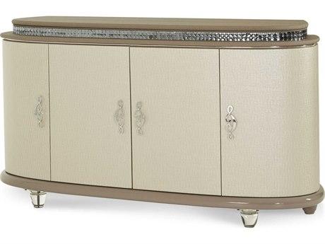 Aico Furniture Michael Amini Overture Cristal Double Dresser AIC0805013