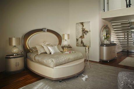 Aico Furniture Overture Bedroom Set AIC08000QN414SET