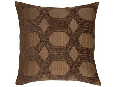 Aico Furniture Michael Amini Protocal Mink Decorative Pillow AICBCSDP22PROTCLMNK