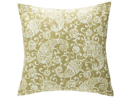 Aico Furniture Michael Amini Kendari Matcha Decorative Pillow AICBCSDP22KNDARMTC
