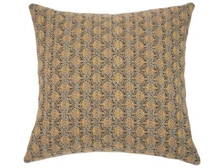 Aico Furniture Michael Amini Colorado Basket Decorative Pillow AICBCSDP22CLRDOBSK