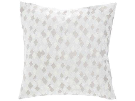 Aico Furniture Michael Amini Hayden Linen Decorative Pillow AICBCSDP22HAYDNLIN