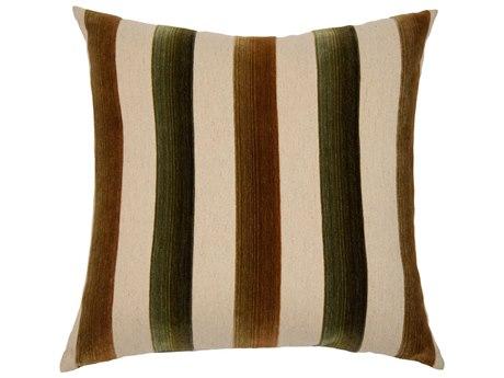 Aico Furniture Michael Amini Malibu Seaweed Decorative Pillow AICBCSDP22MLIBUSEA