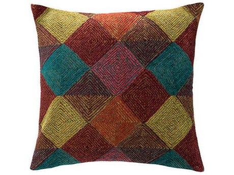 Aico Furniture Michael Amini Navajo Fiesta Decorative Pillow AICBCSDP22NAVJOFST