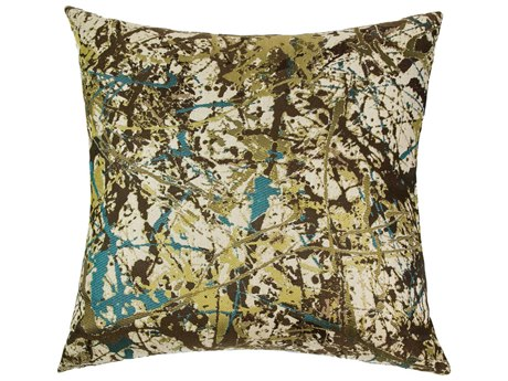 Aico Furniture Michael Amini Painter Wasabi Decorative Pillow AICBCSDP22PNTERWSB