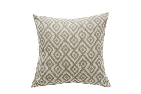 Aico Furniture Michael Amini Tripoli Dove Decorative Pillow AICBCSDP22TRPLIDOV