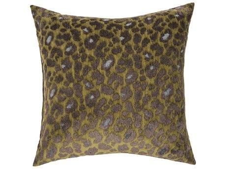 Aico Furniture Michael Amini Wild Life Jungle Decorative Pillow AICBCSDP22WLDLFJNG