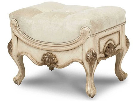 AICO Furniture Platine De Royale Accent Stool AICN09804201