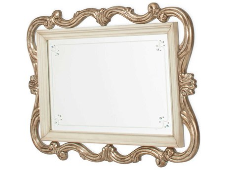 AICO Furniture Platine De Royale Wall Mirror AICN09260201