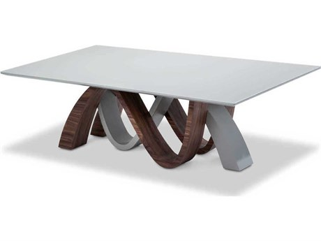 AICO Furniture Rapture 55'' Wide Rectangular Coffee Table AICTRRPTRE201