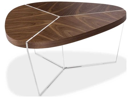 AICO Furniture Sector 34'' Wide Coffee Table AICTRSECTR201T