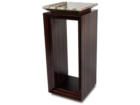 AICO Furniture Serigo 15'' Wide Square End Table AICFSSRGIO225