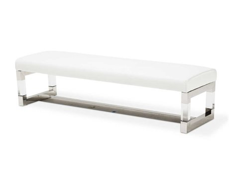 AICO Furniture State St Accent Bench AIC901690413