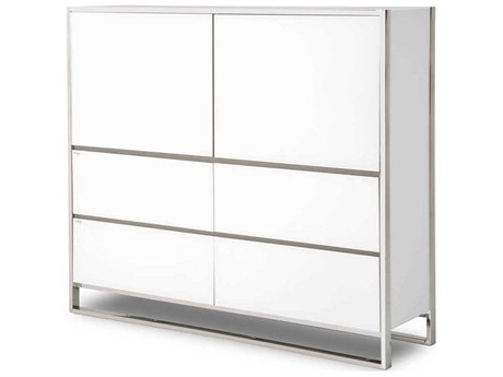 AICO Furniture State St 3 Drawers or less Chest of AIC9016070116