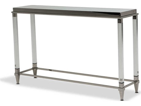 AICO Furniture State St 55'' Wide Rectangular Console Table