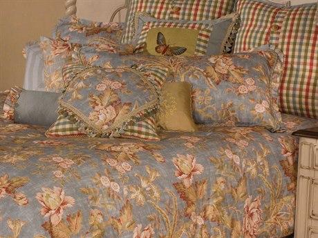 AICO Furniture Tricia Comforters AICBCSQS12TRICIASPA